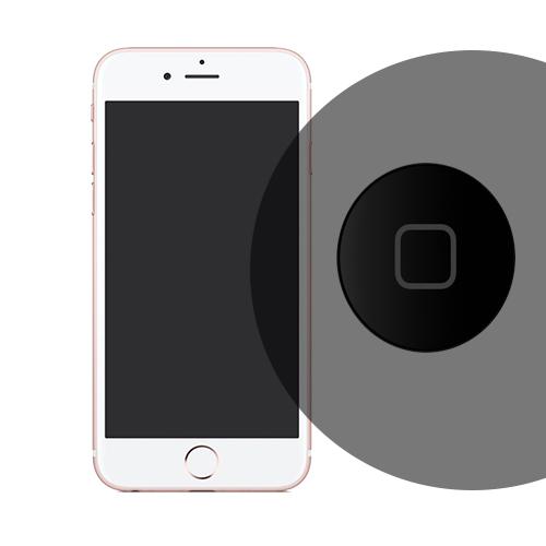 innovative design 76238 6eede iPhone 6s Home Button Repair / Replacement