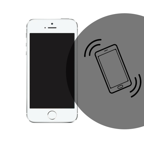 how to turn vibrate on iphone